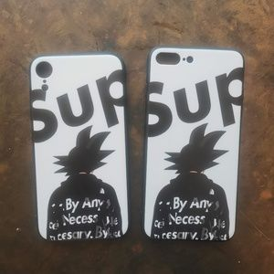 Other - Supreme Goku iPhone Case 6 7 8 Plus X XR Xs Max